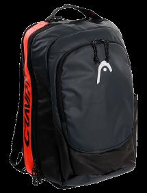 Рюкзак Head Gravity Backpack (Черный/Бирюзовый)