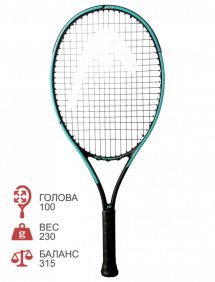 Ракетка для тенниса Head Graphene 360+ Gravity Junior 25