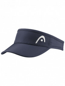 Кепка Head Pro Player Womens Visor (Синий)