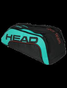 Сумка Head Tour Team 9R Supercombi (Черный/Бирюзовый)