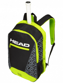 Рюкзак Head Core Backpack (Черный/Желтый)