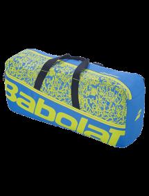 Сумка Babolat Duffle M Classic (Синий/Зеленый 325)