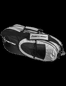 Сумка Harrow Racquet Bag 6R (Черный/Серебро)
