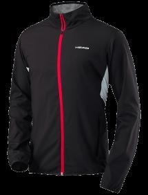 Куртка Head Club Woven Jacket B (Черный)