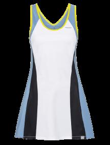 Платье Head Fiona G (Белый/Желтый)