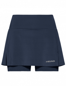 Юбка Head Club Basic Skort G (Темно-синий)