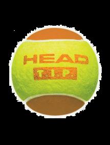 Теннисные мячи Head TIP Orange 72 (24x3)