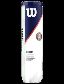 Теннисные мячи Wilson Roland Garros All Court x4
