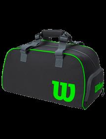 Сумка Wilson Small Blade Duffel (Черный/Зеленый)