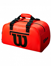 Сумка Wilson Small Infrared Duffel (Красный)