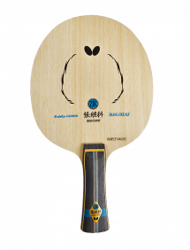 Ракетка для настольного тенниса сборная Butterfly Zhang Jike ALC, накладки Tenergy 05