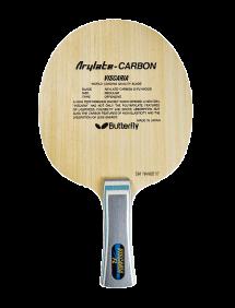 Ракетка для настольного тенниса сборная Butterfly Viscaria, накладки Tenergy 05 FX
