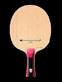 Ракетка для настольного тенниса сборная Butterfly Mizutani Jun Super ZLC, накладки Tenergy 05