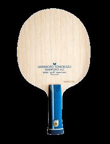 Ракетка для настольного тенниса сборная Butterfly Harimoto Tomokazu ALC, накладки Tenergy 05 Hard