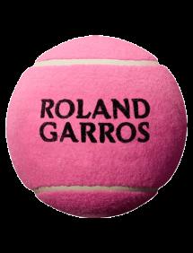 "Мяч Wilson 5"" Roland Garros Jumbo Ball (Розовый)"