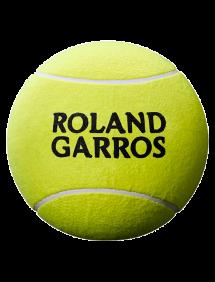 """Мяч Wilson 5"""" Roland Garros Jumbo Ball (Желтый)"""
