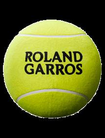 """Мяч Wilson 9"""" Roland Garros Jumbo Ball (Желтый)"""