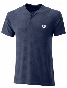 Поло Wilson Power Seamless Henley M (Peacoat)