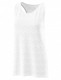 Топ Wilson Power Seamless Tank W (White)