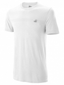 Футболка Wilson Competition Seamless Crew M (White)