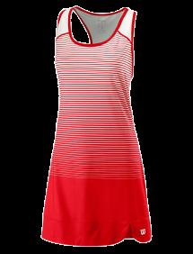 Платье Wilson Team Match W (Red/White)