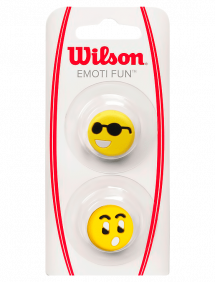 Виброгаситель Wilson Emoti-Fun (Glasses/Sur)