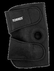Суппорт Torres колена регулируемый (неопрен)