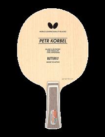 Ракетка для настольного тенниса сборная Butterfly Petr Korbel Japan, накладки Tenergy 05 FX