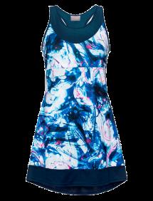Платье Head Demi G (Белый/Синий)