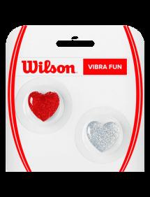 Виброгаситель Wilson Vibra Fun Hearts