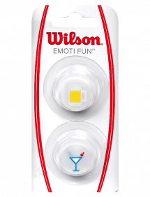 Виброгаситель Wilson Emoti-Fun (Beer/Martini)
