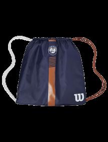 Сумка для обуви Wilson Roland Garros Cinch (Синий)