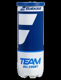 Теннисные мячи Babolat Team All Court x3