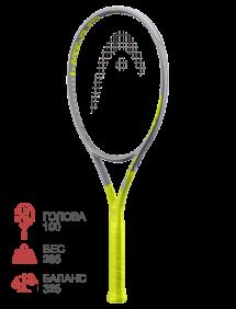 Ракетка для тенниса Head Graphene 360+ Extreme MP Lite