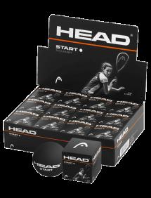 Мячи для сквоша Head Start Squash Ball 12 (12x1)