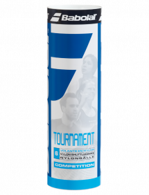 Воланы Babolat Tournamentx (Белый) 6pcs