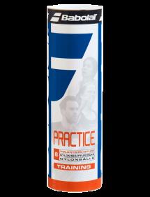 Воланы Babolat Practice (Белый) 6pcs
