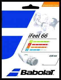 Струны для бадминтона Babolat iFeel 66 10.2m
