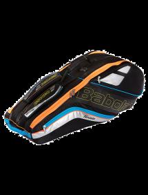 Сумка Babolat Team Line Badminton x8 (Мультиколор)