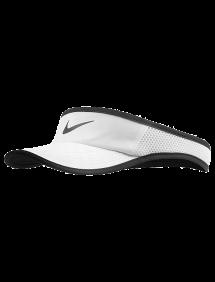 Козырек Nike Women's Court Aerobill Tennis Visor (Белый)