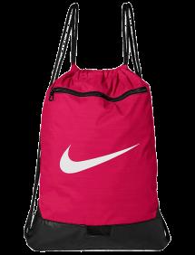 Мешок для обуви Nike Brasilia (Бордовый)