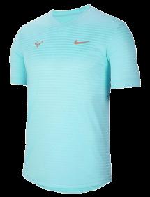 Футболка Nike Rafa Challenger M (Голубой)