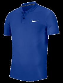Поло Nike Court Dry M (Темно-Синий)