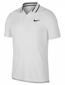 Поло Nike Court Dri-FIT M (Белый)