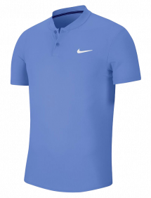 Поло Nike Court Dri-FIT B (Синий)
