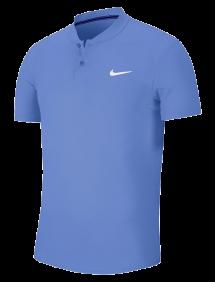 Поло Nike Court Dri-FIT B (Синий)