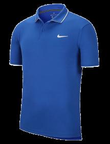 Поло Nike Court Dri-FIT B (Темно-Синий)