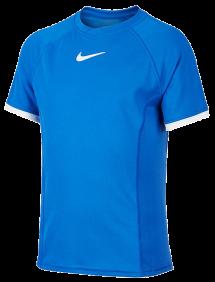 Футболка Nike Court Dri-FIT B (Темно-Синий)