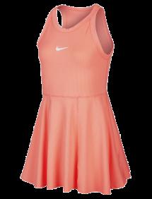 Платье Nike Court Dri-FIT G (Коралловый)