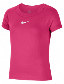 Футболка Nike Court Dri-FIT G (Розовый)